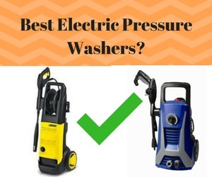 Best Electric Pressure Washers 2019 – Reviews & Buyer's Guide 1